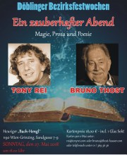 tony rei und bruno thost